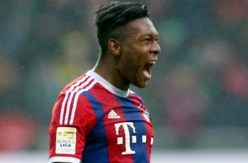 Alaba didn't meet with Real Madrid - father