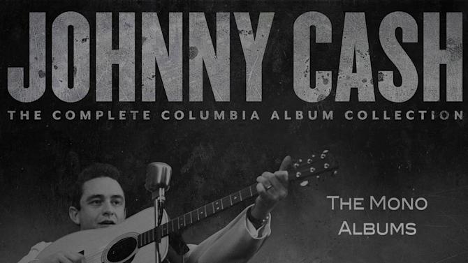 Johnny Cash: The Mono Albums