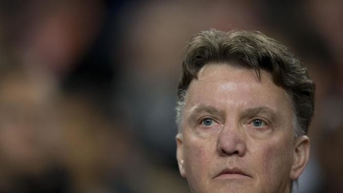 International swan song for Louis van Gaal