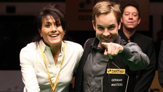 Snooker - Carter roars back to revel in German Masters glory