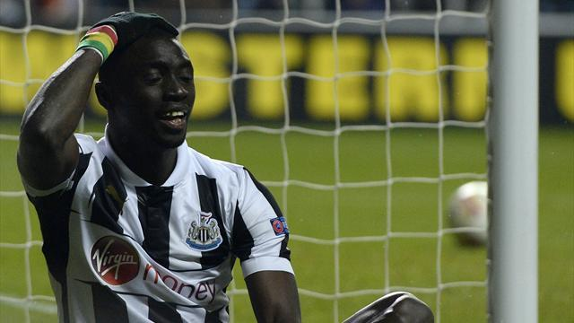 Premier League - Cisse 'forced to train alone' over sponsor row
