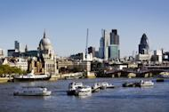 Generic: London, England, UK, Aerial view, Waterloo Bridge, St. Paul Cathedral, The Gherkin, Tower 42, Blackfriars Bridge, Thames River, tourism, tourist, city