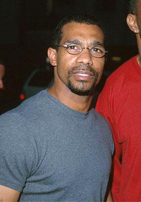 Premiere: Michael Beach at the Beverly Hills Academy Theater premiere for Dreamworks' Gladiator - 5/1/2000