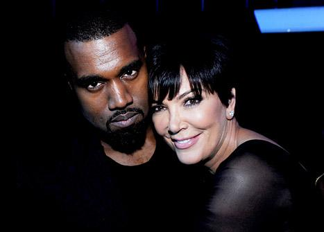 Kanye West to Appear on Kris Jenner's Show, Talk Kim Kardashian and Baby North