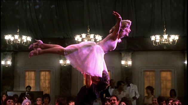 Lo que no sab as de dirty dancing pel cula con voces - Pelicula dirty dancing ...