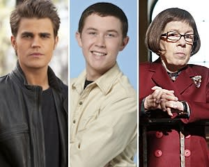 Teen Choice Nominations: Vampire Diaries and Idol Lead Pack, Linda Hunt Eyes Repeat Win