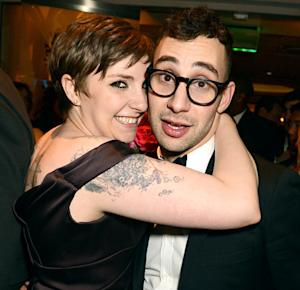 Lena Dunham Shares Sweet Love Letter to Boyfriend Jack Antonoff from fun.: Read It Now!