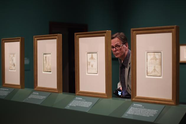 Photocall For Leonardo da Vinci Studies At The Queen's Gallery