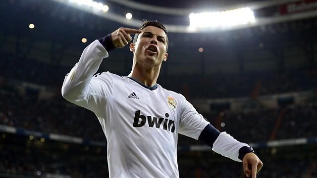 Liga - Ronaldo denies Madrid contract talks