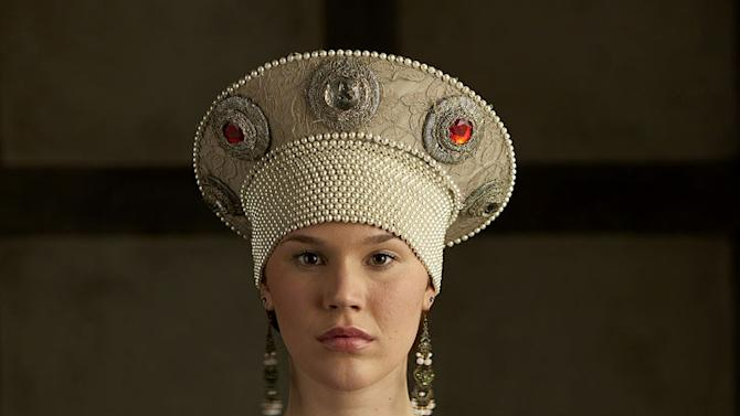 """Joss Stone stars as Anne of Cleves in """"The Tudors."""""""