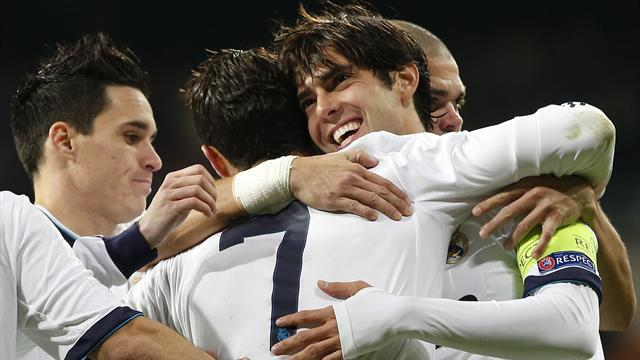 Liga - Kaka: Clasico chance to revive Real Madrid career