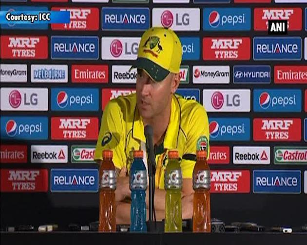 Michael Clarke bids adieu to one-day internationals 'fairy tale' style after bagging World Cup 2015