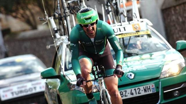 Cycling - Europcar present and correct in Flanders