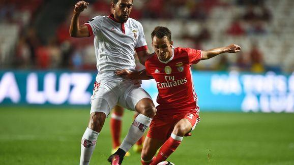 Manchester City Boss Pep Guardiola Targets Benfica Left-Back Alex Grimaldo After Scouting Mission