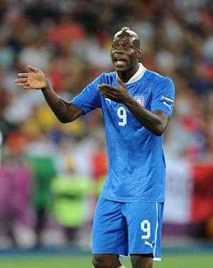 Mario Balotelli said Italy winning Euro 2012 is more important to him than winning the tournament's Golden Boot prize