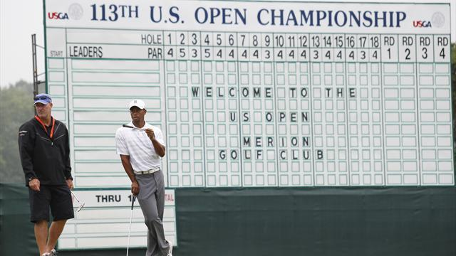 US Open - Woods: 'Everything is tested' at the US Open