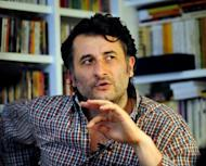 """Artists and intellectuals voiced concerns over the independence of cultural institutions in Romania. """"This is a sad day for culture,"""" Cristi Puiu, pictured in 2010, a leading figure of the Romanian cinema new wave told AFP, saying he was """"worried"""" by the tightening grip of the authorities on culture"""