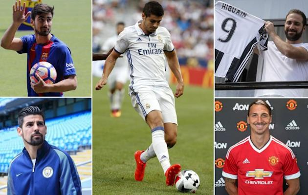 Real Madrid remain calm over transfer inactivity