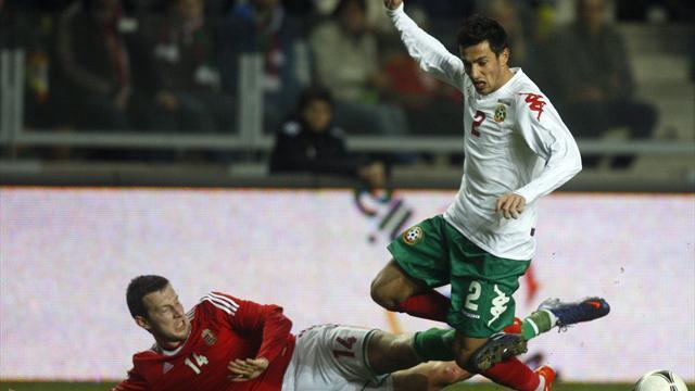 European Football - Bulgaria midfielder Manolev joins Russians Kuban Krasnodar