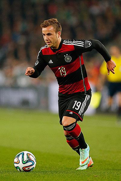 Mario Gotze - Bayern Munich and Germany