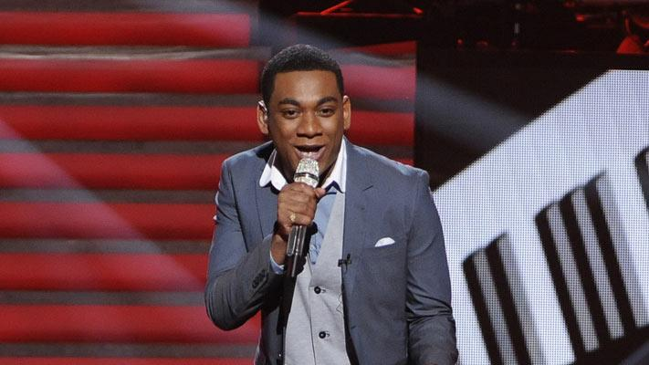 "Joshua Ledet performs ""I Wish"" by Stevie Wonder on ""American Idol."""