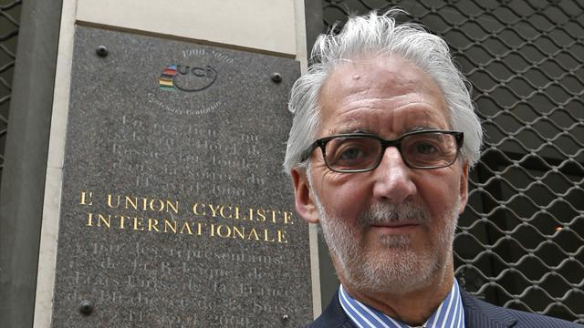 Cycling - Australia throws weight behind Cookson for top UCI job
