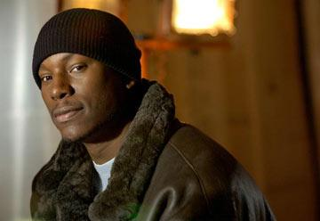 Tyrese Gibson in Paramount Pictures' Four Brothers