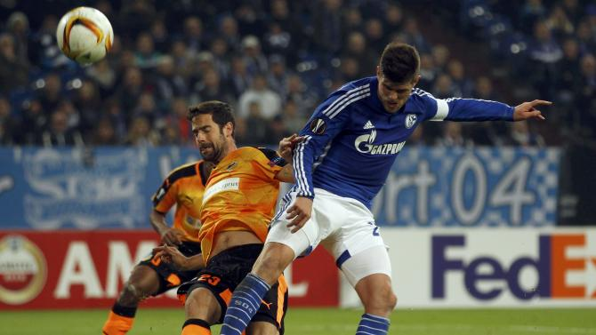 Schalke04 v Apoel Nicosia - Europa League Group Stage