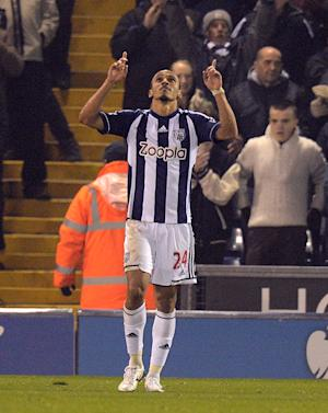 Peter Odemwingie, pictured, praised the influence Steve Clarke has had on the players