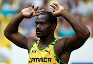 Nesta Carter, leadoff man in a powerful Jamaican 4x100m relay team that also included triple world record-holder Usain Bolt, was found to have taken a banned stimulant, methylhexanamine