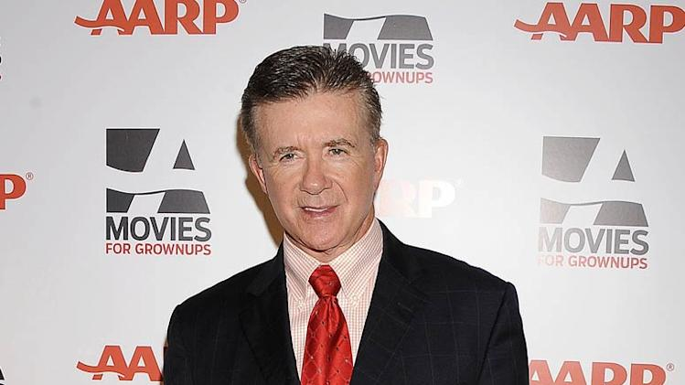 Alan Thicke AARP Evnt