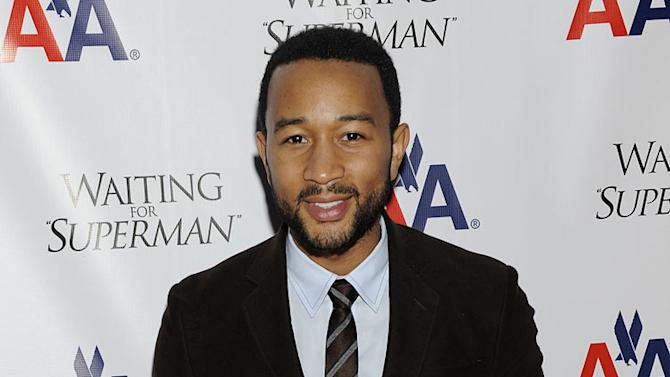 Sexiest Men in Hollywood John Legend