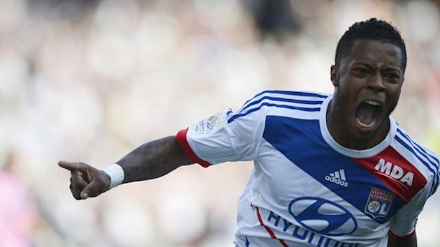 Ligue 1 2012/2013 Lyon Bastos