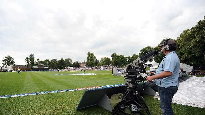 The BBC have brokered a deal to broadcast from venues during England's Test series in India
