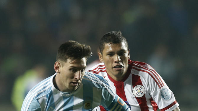 Messi & Argentina shining together, closer to elusive title