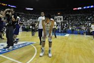 Jeron teng looks dejected after the game. (NPPA)