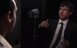 'Daily Show' John Oliver Finds That Only Fictional Newsrooms Hire Investigative Reporters (Video)