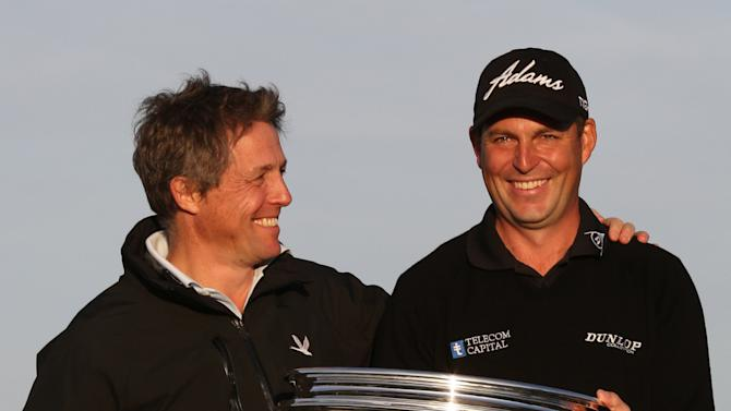 Golf - 2013 Alfred Dunhill Links Championship - Day Four - St Andrews