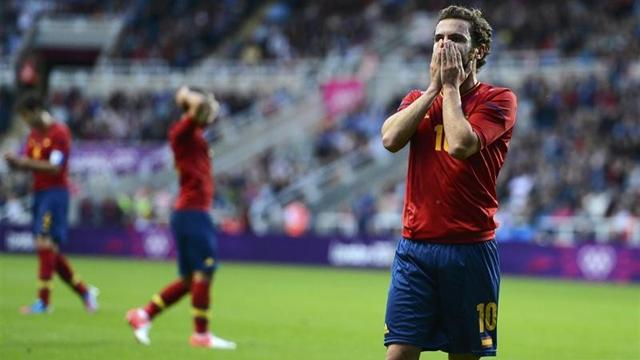 Martinez: Mata absence shows strength of Spain