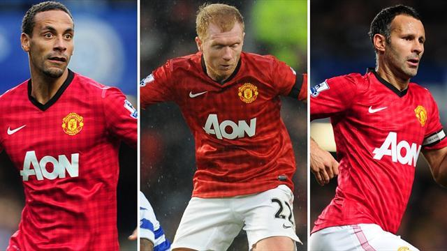 Premier League - Paper Round: Three legends to leave United