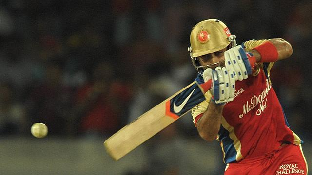 Cricket - Kohli and Unadkat star as Challengers edge Daredevils