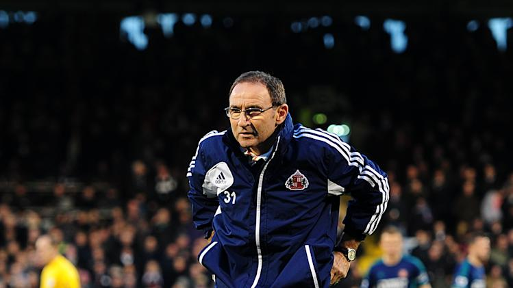 Martin O'Neill believes Sunderland can turn things around as they did last season