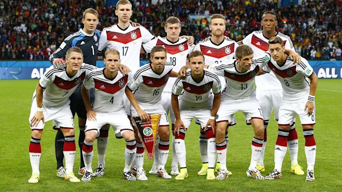 World Cup - Seven German players have flu, confirms Loew