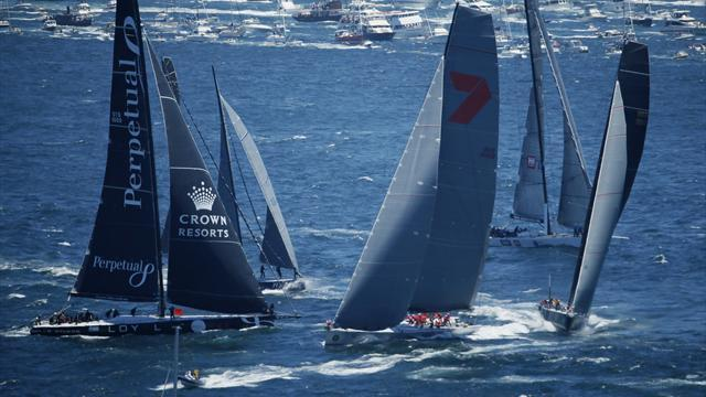 Sailing - Wild Oats XI on course for seventh Sydney-Hobart win