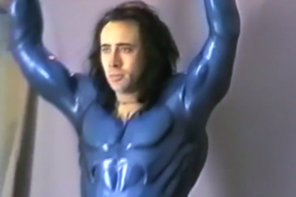 Unfinished Documentary About Unfinished Nicolas Cage