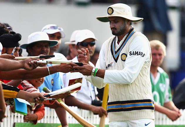 First Test - New Zealand v India: Day 3