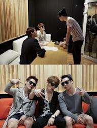 JYJ 'Only One', photos from recording session revealed