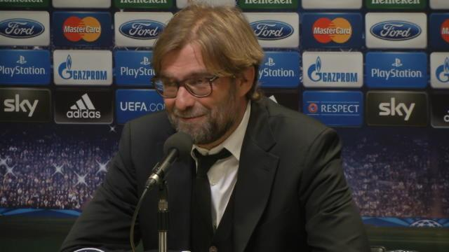 Champions League - Klopp could not be more proud despite elimination