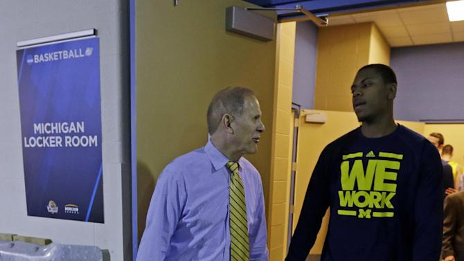Michigan facing usual questions about NBA