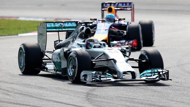 Formula 1 - Mercedes 'can lead F1 changes'